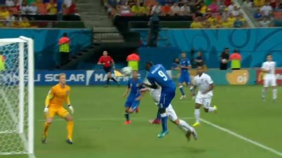 Inghilterra - Italia 1-2