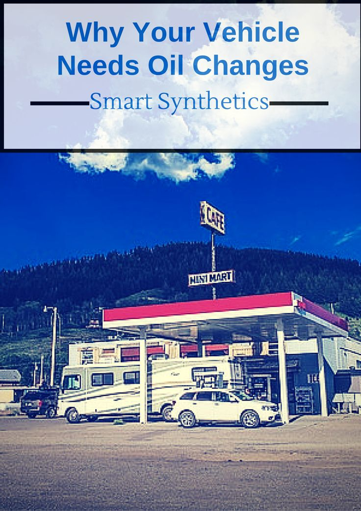 In Smart Synthetics we want to talk about why your car needs oil changes - http://www.smartsynthetics.com/