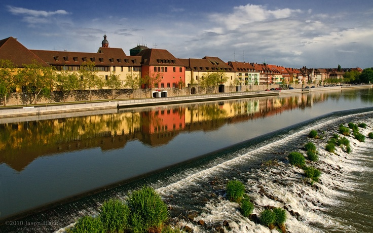 Würzburg, Germany www.travelandtransitions.com/european-travel/european-travel-top-european-river-cruise-ideas-christmas-2014/