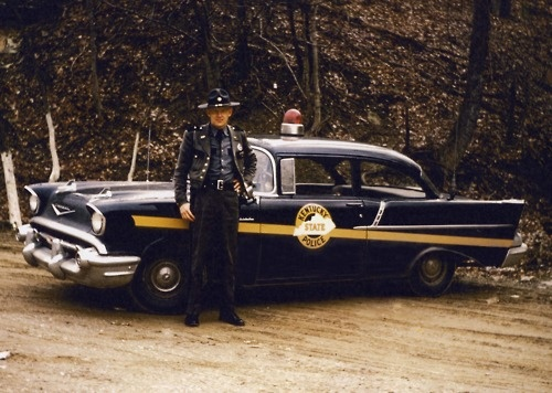 1950's Kentucky State Police