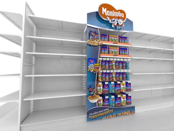POP Displays Manitoba on Behance