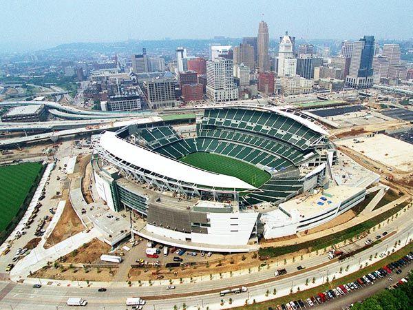 Paul Brown Stadium: Home of the Cincinnati Bengals