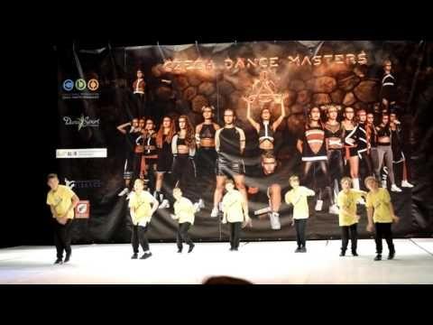 CZECH DANCE MASTERS 2015 BOYS