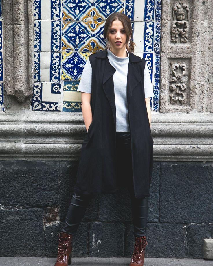 Natalia Afanador de Ventino CO Outfit invierno