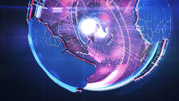 earth, motion graphics, glass