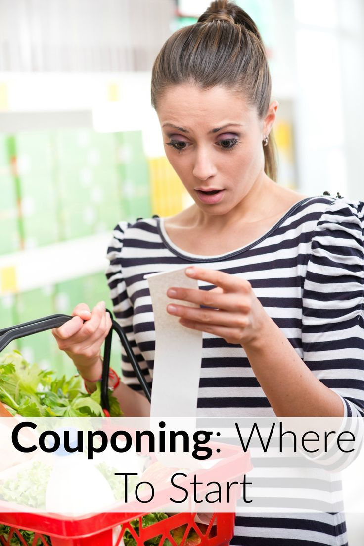 Couponing: Where To Start - a beginner's guide to couponing and saving money!