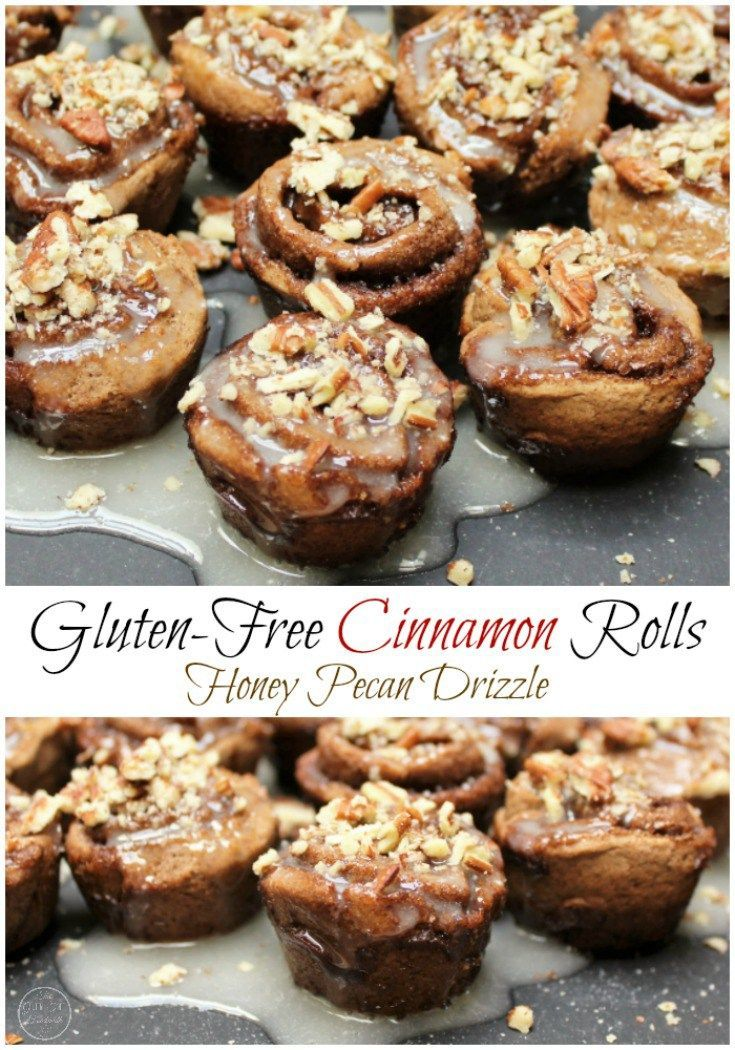 These Gluten-Free Cinnamon Rolls are going to be the hit of the ...