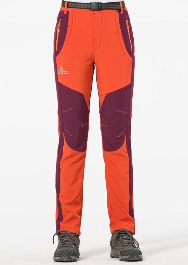 Plus Size Waterproof Hiking Pants