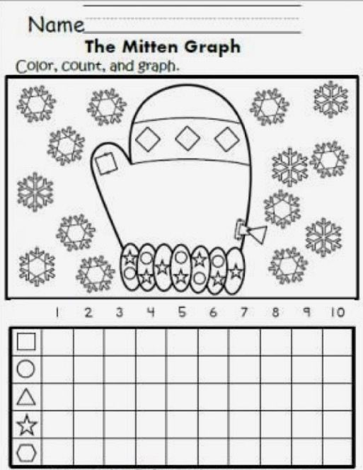 32 best graphing ideaa images on pinterest preschool kindergarten math and preschool winter. Black Bedroom Furniture Sets. Home Design Ideas