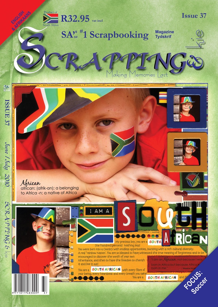 Issue 37 - www.facebook.com/scrappingmagazine