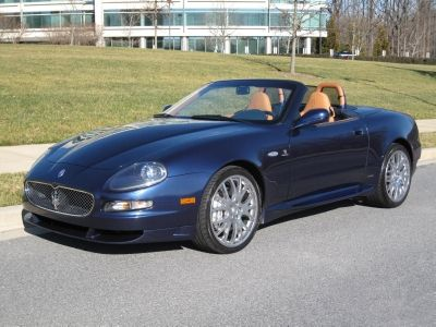 Maserati Spyder 2006