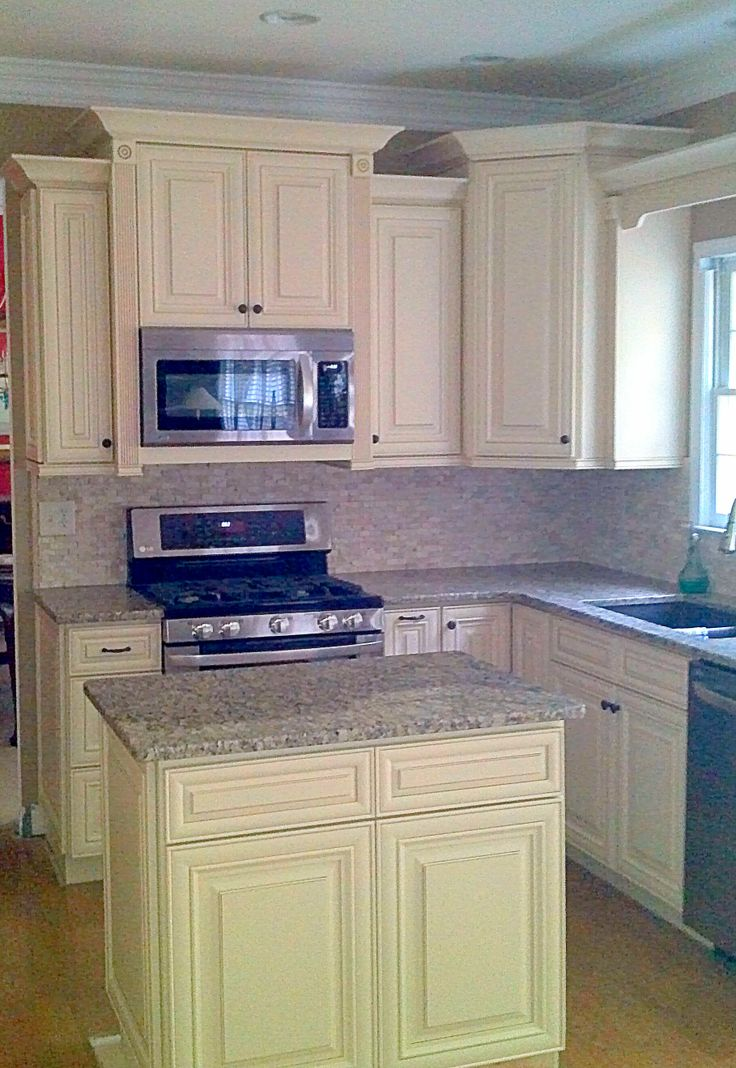 Staggered Wall Mounted Cabinets Create A Huge Sense Of
