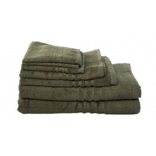 Olive Green High Quality Organic Bamboo Towels with 70% Bamboo & 30% Cotton. Organic Bamboo Towels with Zero Twisted Weave, Superior Absorbance, Low Shrinkage, ECO Friendly, Turquoise/Aqua Blue, Fast Drying, Odour Resistant, ECO friendly Organic Bamboo Towels color available: Tourquoise/Aqua Blue, Burgundy, Chocolate Brown, Ecru/Natural, Olive Green, Taupe Beige, white SET CONTAINS: 1x Bath Towel (27″ x 54″), 1 x Hand Towel (18″ x 28″), 1 x Face Towel (13″ x 13″)