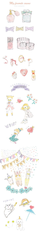 おしゃれ 女の子 イラスト」のおすすめアイデア 25 件以上 | pinterest