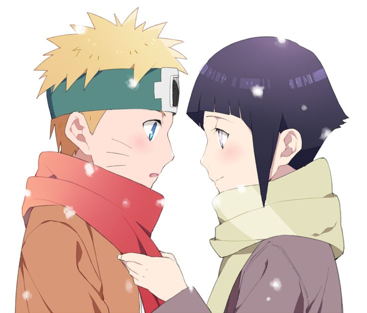Their Chilhood Love Story. Naruto And Hinata. So Kawaii.. >