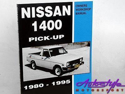 Nissan Champ Workshop Manual