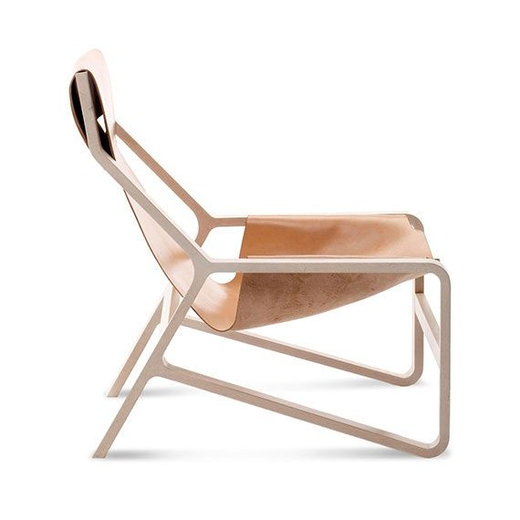 Buy Toro Lounge Chair by Blu Dot - Quick Ship designer Furniture from Dering Hall's collection of Mid-Century / Modern Lounge Chairs.