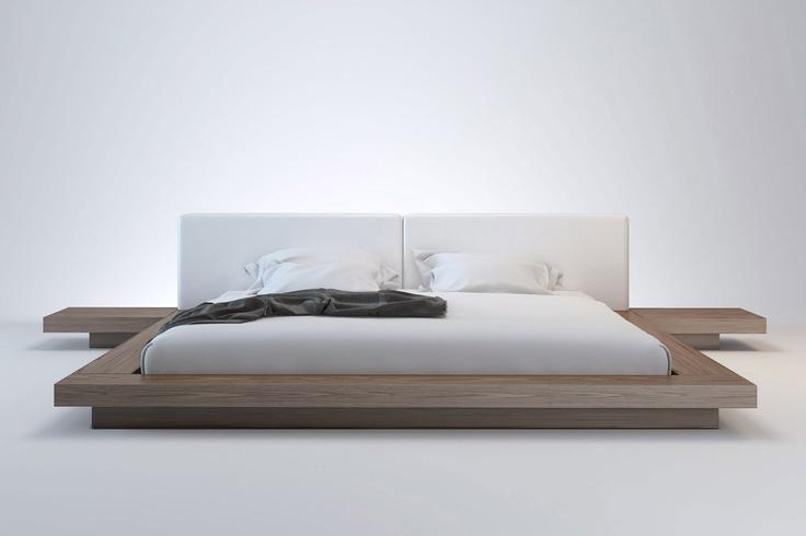 M s de 1000 ideas sobre camas modernas en pinterest - Camas modernas japonesas ...