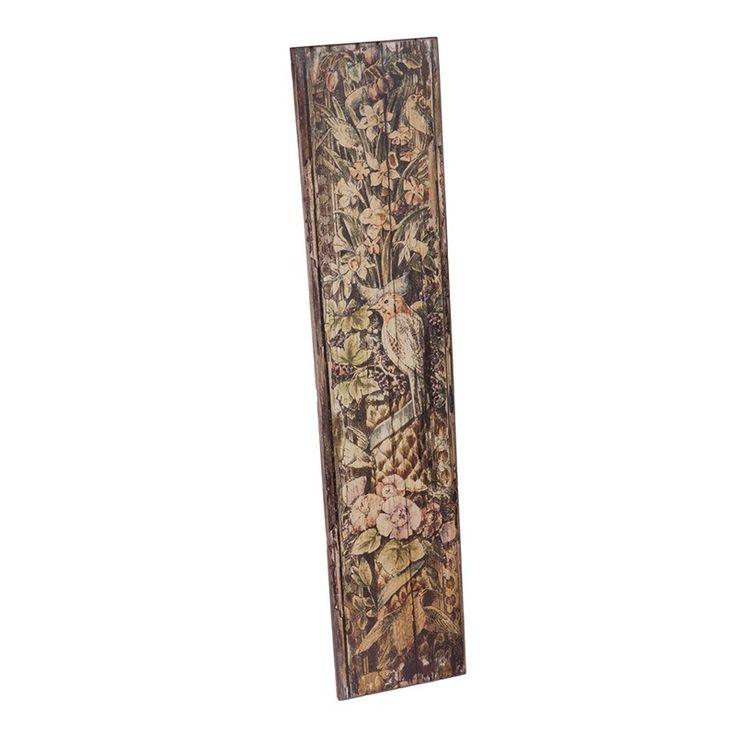 Habitat Eskitme Ahşap Duvar Panosu #evdebir #ev #dekorasyon #home #decor #decorative #eskitme #ahsap #pano #old #wood #board
