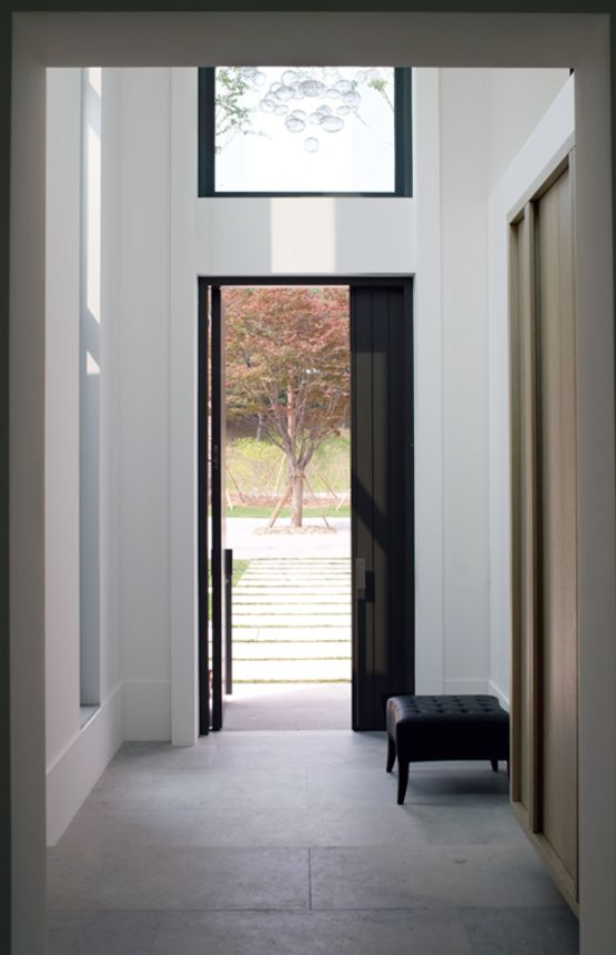 piet boon - fab architectural detailing  Agreed - Bases, doors/windows, fan-lights