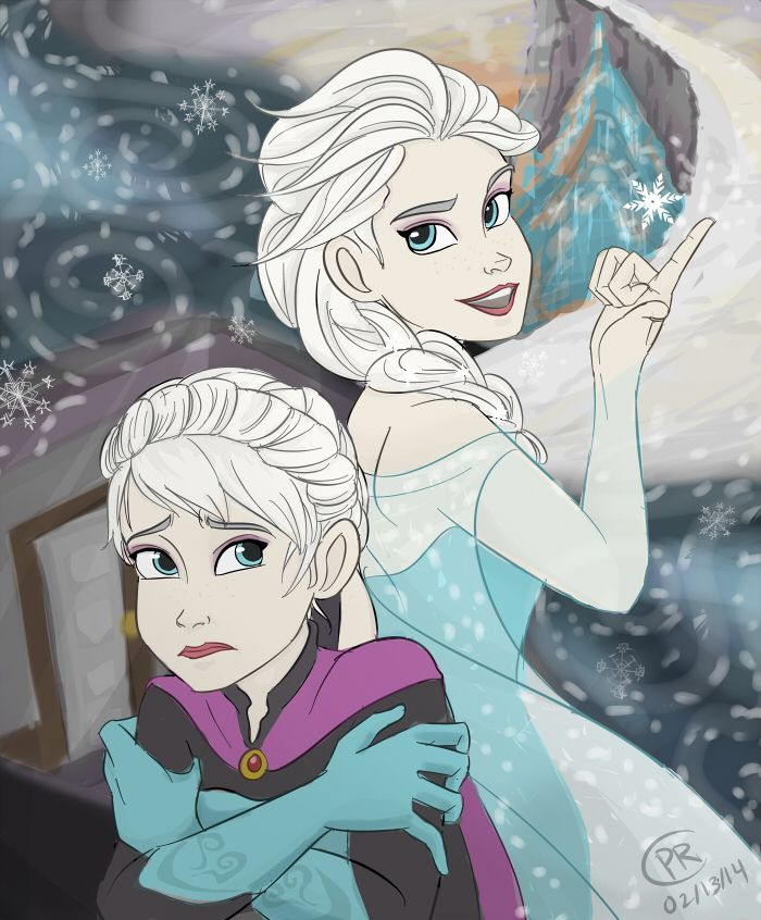 Be The Snow Queen Youre Meant To By Yellowcrayolacrayon On DeviantART