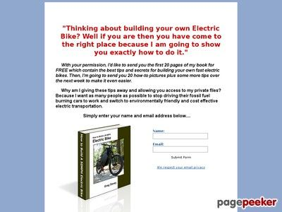 Fast Electric Bike - How to Build a 50MPH Electric Bike