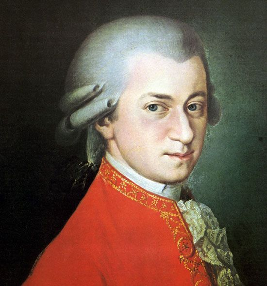 ♫ Free sheet music : Mozart, Wolfgang Amadeus - Concerto in C for Flute and Harp (Flute solo)