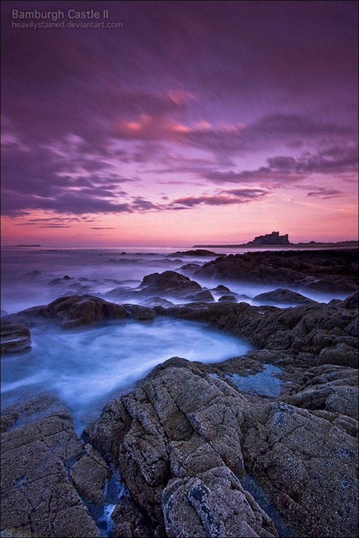 Bamburgh Castle (Northumberland)