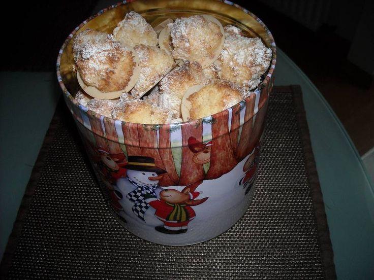 Kokosmakronen recept | Smulweb.nl