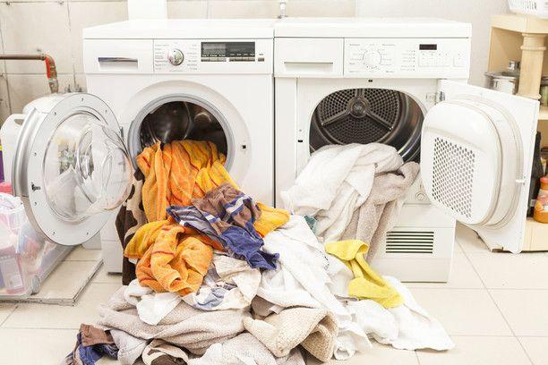 Запах из стиральной машины