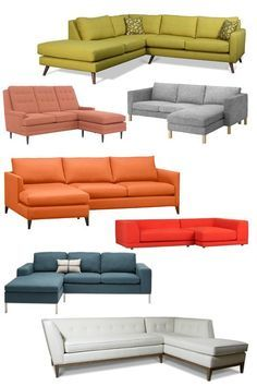 Happy Modern is all about clean lines and character. With sleek frames with a pop of personality, these spacious sofas fit right in. Be bold and go bright with your sectional, or keep it classic and let your quirky accents do the talking. Either way, these say — stay and have some fun.