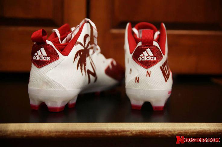 Nebraska, adidas partner with Mache Custom Kicks for Miami Game - Huskers.com - Nebraska Athletics Official Web Site