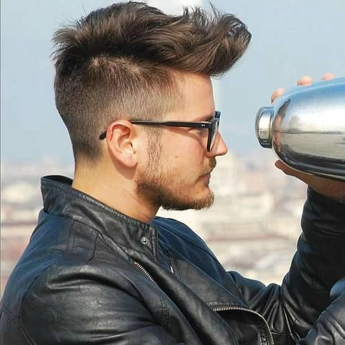 Stupendous 1000 Ideas About Quiff Hairstyles On Pinterest Quiff Haircut Short Hairstyles Gunalazisus