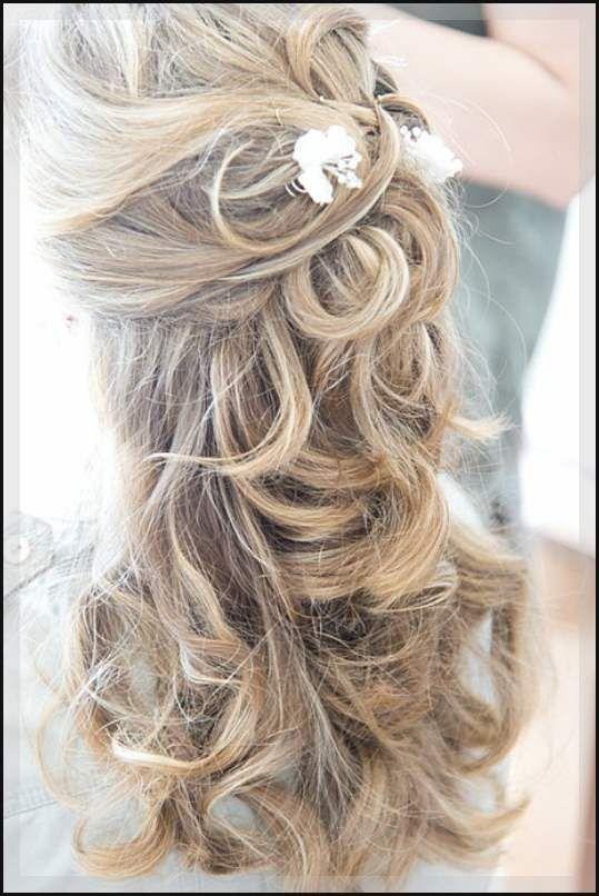 Brautfrisuren Lange Haare Offen Erstaunliche Hochzeit
