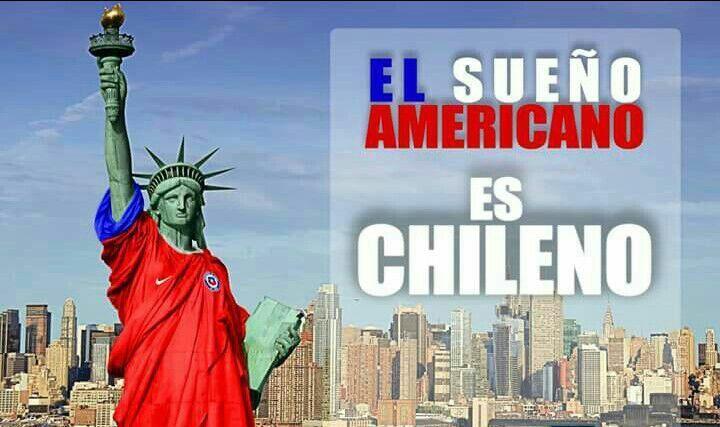 El sueño americano es Chileno