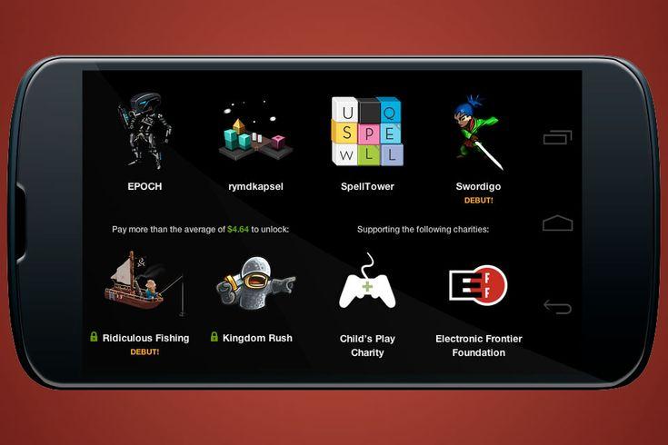 Conheça os jogos 'quase de graça' do Humble Mobile Bundle