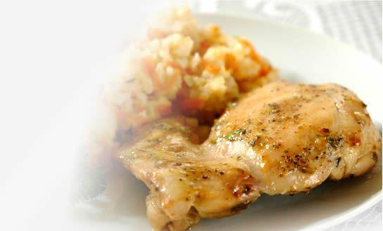 Baked Honey Mustard Chicken | recipes and ideas | Pinterest