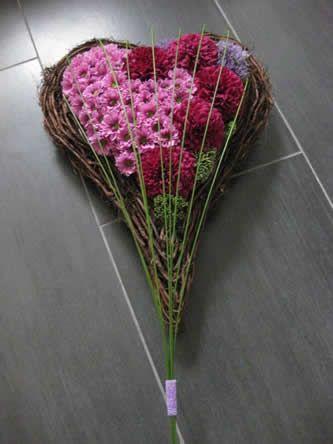 zelf bloemstukje maken