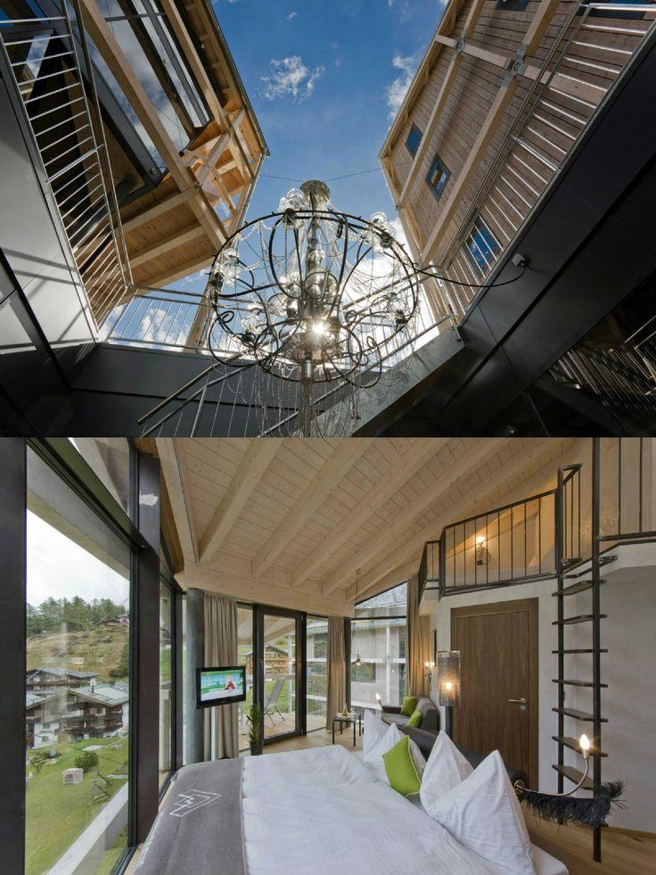 Hotel Matterhorn Focus | Design Hotel | Switzerland | http://lifestylehotels.net/en/matterhorn-focus | Room | Design | Interior | Luxury
