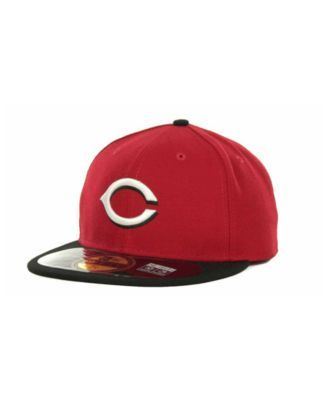 New Era Cincinnati Reds Authentic Collection 59FIFTY Hat