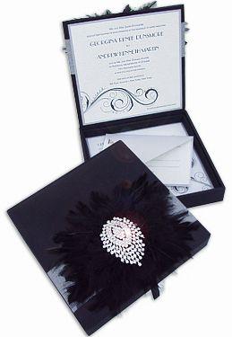 Invitaciones de puro lujo. #invitaciones #boda