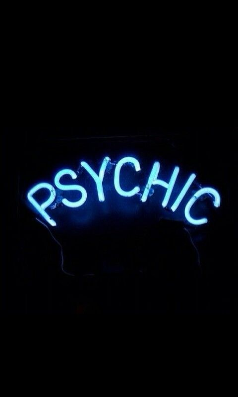 Psychic Blue And Grunge Image Neon Aesthetic Blue Aesthetic Psychic Aesthetic
