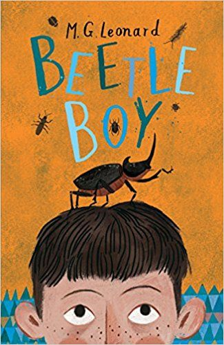 Beetle Boy (The Battle of the Beetles): Amazon.co.uk: M.G. Leonard: 9781910002704: Books