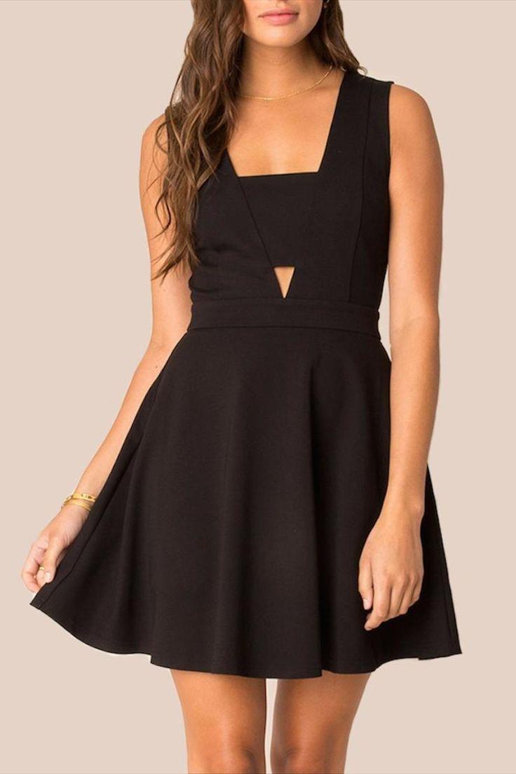 Black dress we heart it - Black Swan Coleen Dress