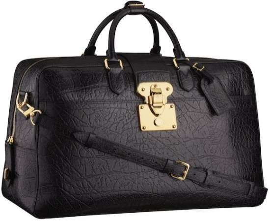 The Louis Vuitton 2011 Mens Bag Collection is Masculine Couture #fashion trendhunter.com