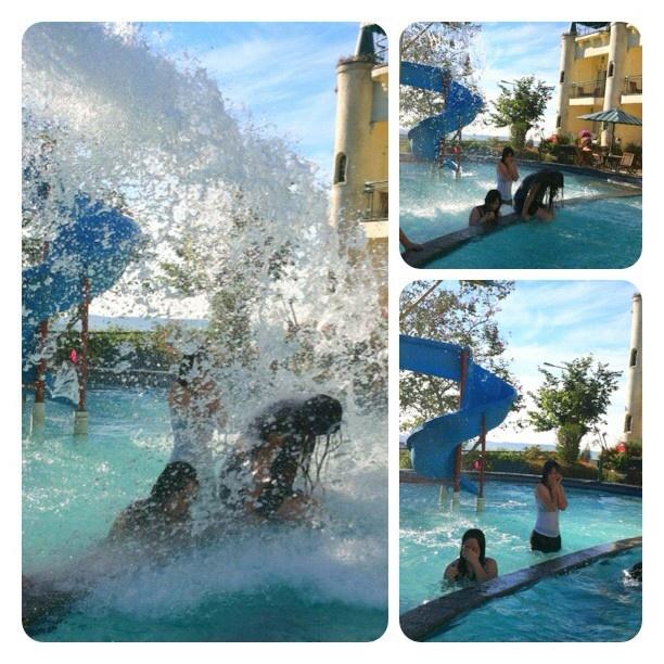 the pool at club bali kota bunga