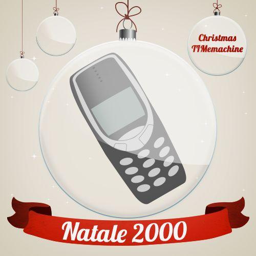Natale 2000: il regalo più ambito? Il #Nokia3310! Un vero e proprio pezzo di storia della telefonia! #ChristmasTIMemachine #TIM #idea #gift #Natale2013 #regali #Natale #Christmas