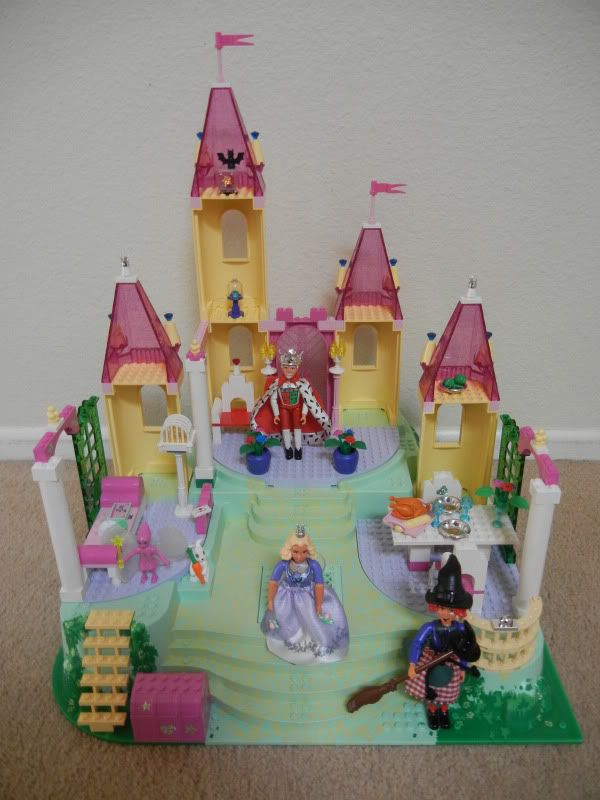 LEGO Belville: Princesses, Castles, Fairies, and more! (pic heavy)
