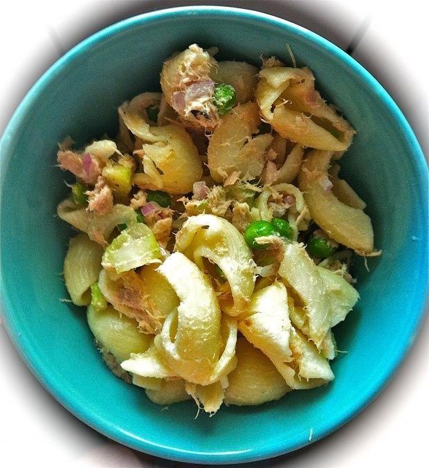 Tuna Salad Caprese - Simple Healthy Mediterranean Recipe