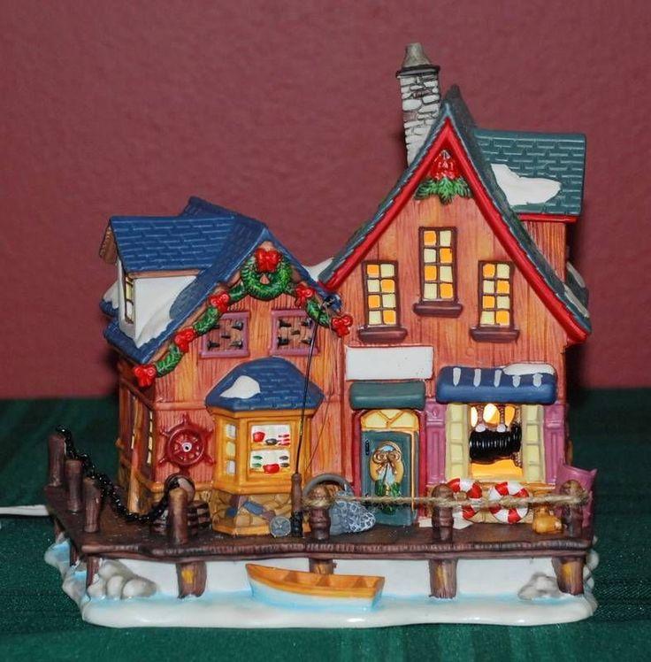 Heartland Valley Village Lighted House: 28 Best Images About Heartland Valley Village On Pinterest